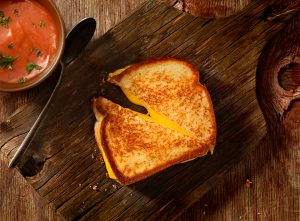 Scratch on 23rd grilled cheese